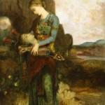 Gustave Moreau Orphée